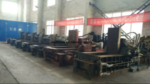 Used Aluminium Cans Baling Press Machine pictures & photos