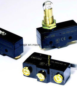 Langir Micro Switch, Momentary Micro Limit Switch pictures & photos