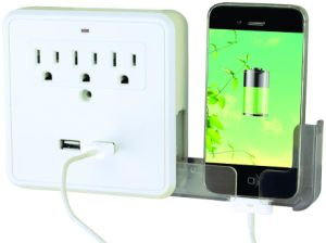 3 Outlets Power Socket with ETL Approval pictures & photos