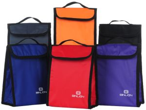 China Colorful Velcro Lunch Pack