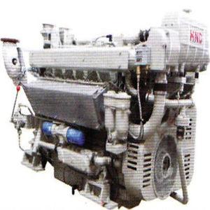Deutz Mwm Tbd234-V6 Auxiliary Generator Marine Diesel Engine