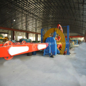 Aluminum Wire Cable Manufacturing Machine pictures & photos