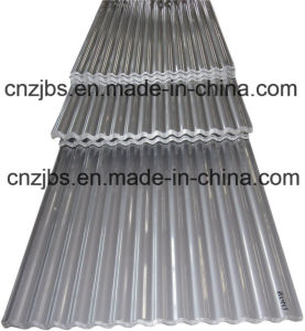 Aluminium Corrugated Roll Forming Sheet Roofing pictures & photos