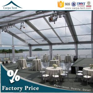 Waterproof Clear PVC Outdoor Clear Span Party Tent for 800 People pictures & photos