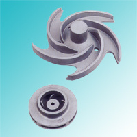 OEM Stainless Steel 304 Investment Casting with Pump Impeller