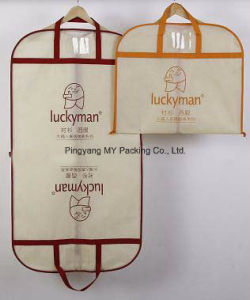 Promotional Non Woven Fabric Dress Garment Bag pictures & photos