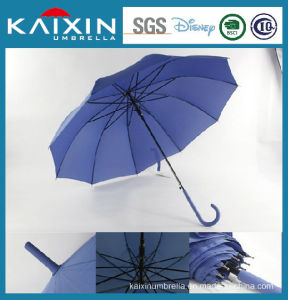 High Quality Auto Open Wholesale Straight Umbrella