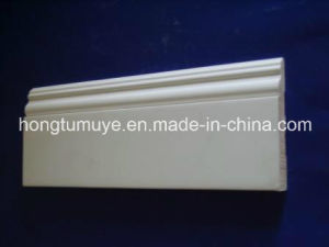 Pine Wood Moulding (WM0506-0603) pictures & photos