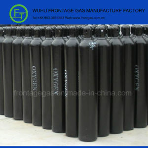 Industrial Grade Welding Oxygen Gas Bottle pictures & photos