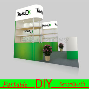 Creative Custom Portable Modular Trade Show Display Exhibition Booth Design pictures & photos
