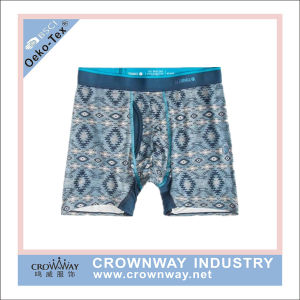 Wholesale Custom Allover Printing Men Boxer Briefs pictures & photos
