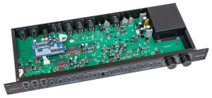 Dual Reverb Professional Sound Preamplifier pictures & photos