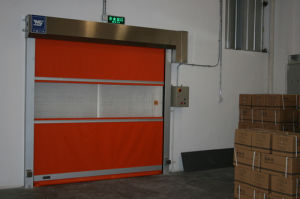Roll up and Down Rapid Automatic Door