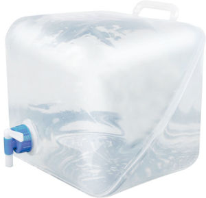 Humanitarian Aid High Quality PE Foldable Water Container Water Carrier pictures & photos