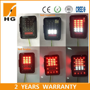 2015 New Product China Jeep Wrangler LED Tail Light