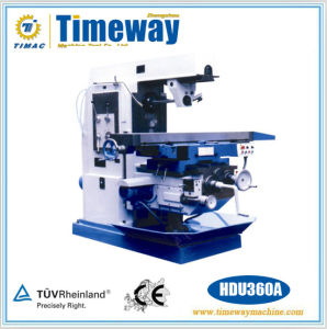 Fresadora / Heavy Duty Horizontal Milling Machine (HDU) pictures & photos