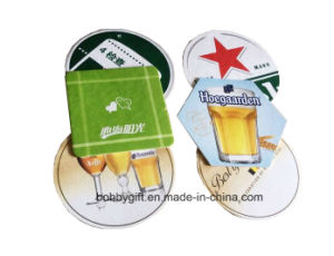 2016 Fashion Paper Cup Coaster with High Quality pictures & photos