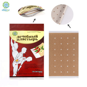 Best Price Hot Pain Relief Arthritis Chilli Plaster with OEM Service