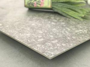 Terrazzo Ceramic Tile 600X600mm European Style Building Materials Tile  (TER604-CINDER)