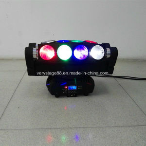 8*10W Spider Beam RGBW LED Moving Head Light pictures & photos