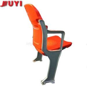 Blm-4351 Fiber High Back Yellow for Office Chair Selling Baseball Small Blue Plastic Chairs Price in Delhi pictures & photos