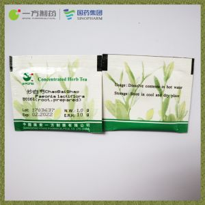 Prepared White Peony Root Granules Could Soothe Liver to Relieve Pain, Nourish Blood to Regulate Menstruation