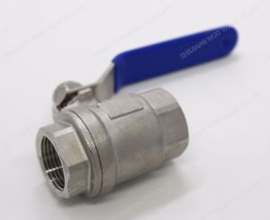Light Type Stainless Steel Ball Valve with Good Price pictures & photos