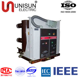 Vcb 11kv up to 40.5kv Indoor High Voltage Vacuum Circuit Breaker pictures & photos