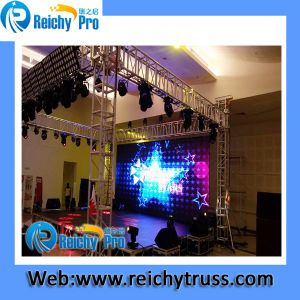 Reichy 290X290 mm Spigot Connection Aluminum Stage Truss pictures & photos