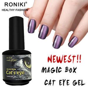 China Roniki Nail Art Designs Magic Box Cat Eye Gel Nail Polish