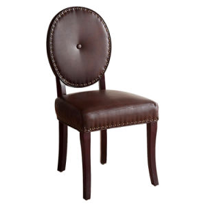 Superb French Style Solid Wood Legs Leather Banquet Chair Squirreltailoven Fun Painted Chair Ideas Images Squirreltailovenorg