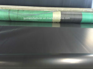 Smooth Surface HDPE Geomembrane for Landfill pictures & photos