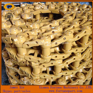 Track Chain for Komatsu Bulldozer D155 Undercarriage Spare Parts pictures & photos