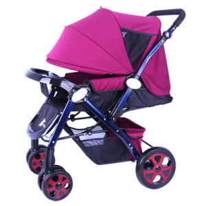 China 2017 Hot Sale Baby Stroller With 6 Wheels China Eva Tires
