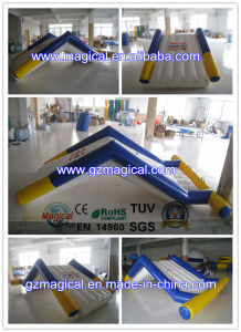 High Quality Inflatable Water Slide / Inflatable Water Leisure / Inflatable Floating Water Toys (MIC-057) pictures & photos
