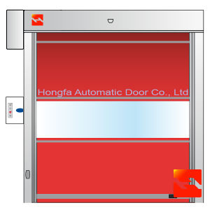 High Frequent Using Production Line High Speed PVC Door (HF-1048) pictures & photos