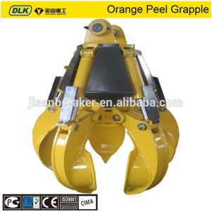 Orange Peel Grapple for 20-26tons of Excavator pictures & photos