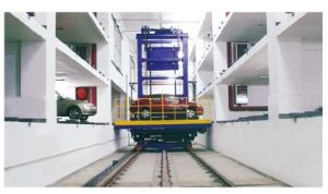 Stacker Car Parking System with Ce