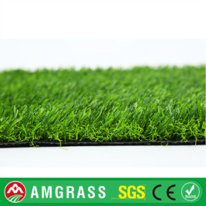 for Landscaping, Garden 2015 PE Synthetic Grass (AMF327-25D)