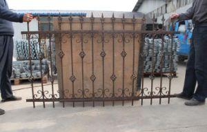 Iron Fence Panels >> China Yishujia Factory Garden Border Fencing Cheap Wrought