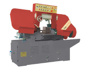 Nc Band Sawing Machine (Scissor Band Saw GZ4025 GZ4030 GZ4040) pictures & photos