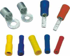 Electrical Nylon Insulated Connector Kit Insulated Terminal pictures & photos