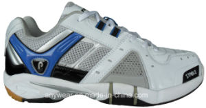 Sports Indoor Badminton Court Shoes Tennis Footwear for Men and Women (815-9277) pictures & photos