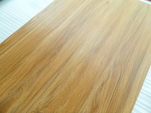 Guangzhou Recycle PVC Wood Grains Smooth Surface Flooring