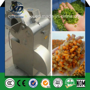 Industrial Commercial Vegetable Cube Cutting Machine Cutter Machine pictures & photos