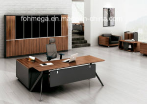 L Shaped Executive Desk with Return Desk (FOH-HYC202) pictures & photos