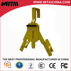 5mm Thickness Heavy Duty Truck Wheel Clamp