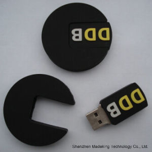 Promotion Gift Custom Memory Disk USB Pendrive PVC USB Flash Drive pictures & photos