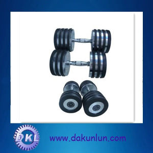 Sport Equipment Customize CNC Dumbbell Parts