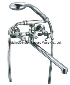 Shower Mixer with Hose & Shower (17013)